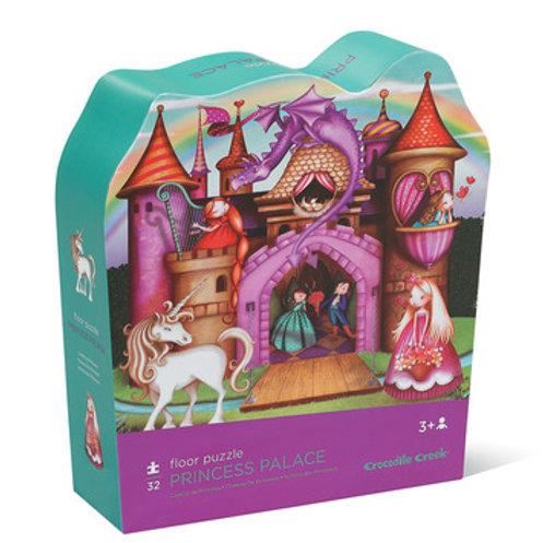 36-Pc Classic Floor Puzzles Princess Palace Floor Puzzles prince