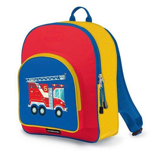 Pocket Backpacks Fire Truck