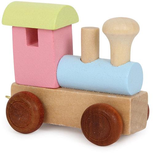 Locomotive Green & Petrol