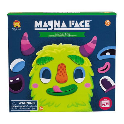 Magna Face - Monsters