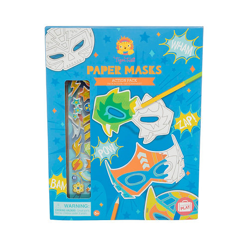 Paper Masks  Power Pack