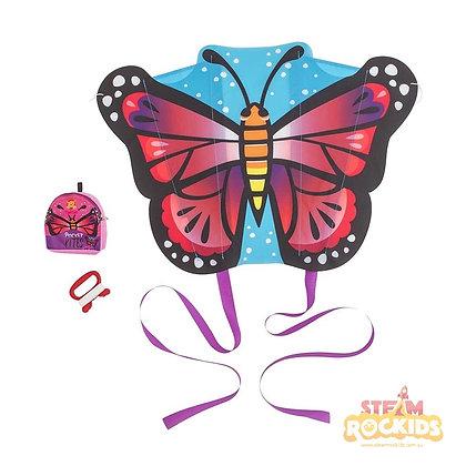 Pockets Kite Wings