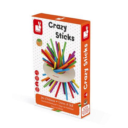 Game of Skill- Crazy Sticks