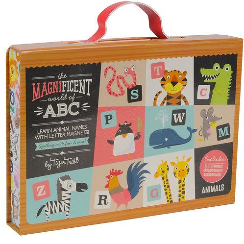 Magnifcent World of ABC - Animals