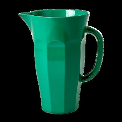 Melamine Pitcher in Green - Large - 1,75L.