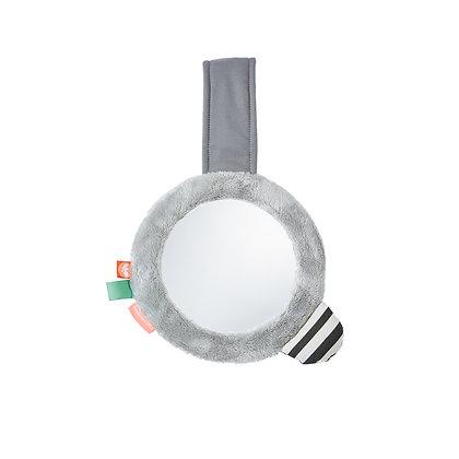 Clip-On Mirror Grey