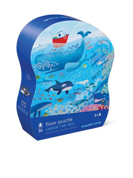 36-pc Puzzle-Under the Sea