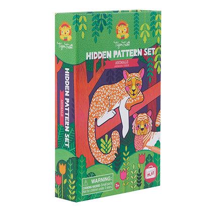 Hidden Pattern - Animals