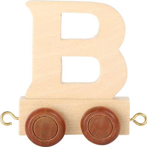 LETTER TRAIN B