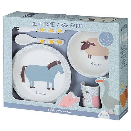 5-piece gift box- Farm
