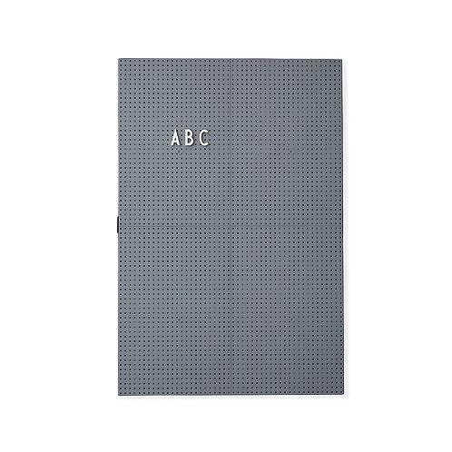 Message board A3-Dark Grey