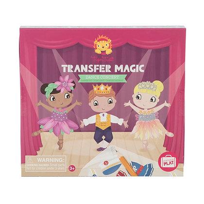 Transfer Magic Dance Concert