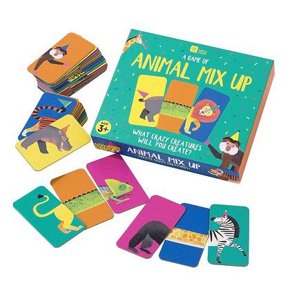 ANIMAL MIX UP GAME