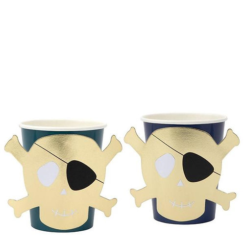 Partyware - Pirates Bounty Party Cups