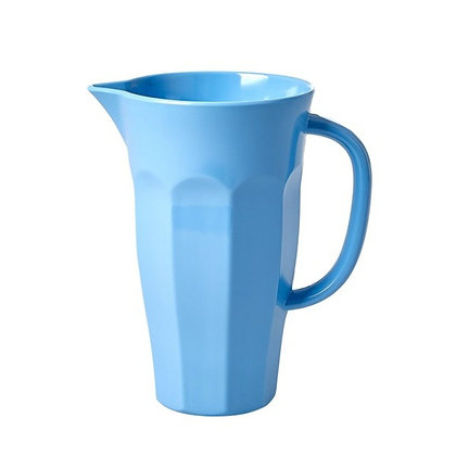 Melamine Pitcher in Sky Blue - Small - 1L.