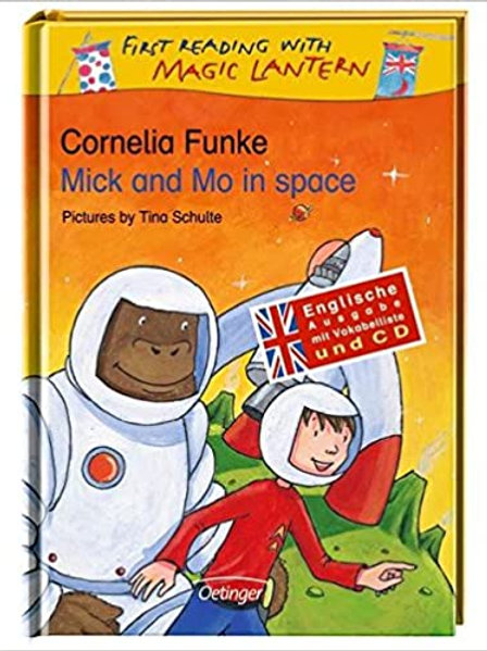 Mick and Mo in Space book