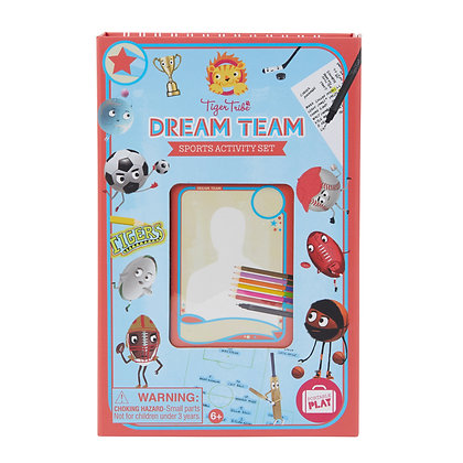 Dream Team - Sports Activity Set