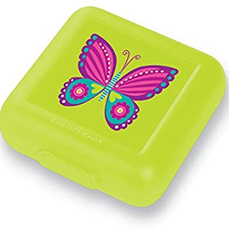 Sandwich Keepers Pink Butterfly