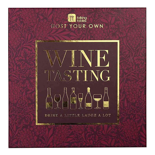 HOST YOUR OWN WINE TASTING EVENING