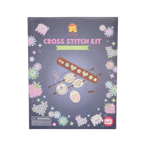 Cross Stitch Kit - Glow in the Dark