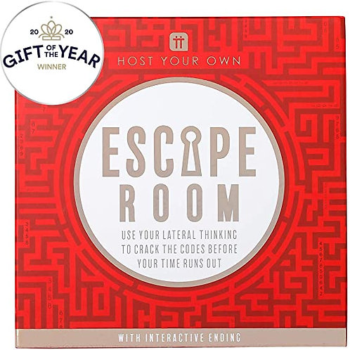 HOST YOUR OWN - ESCAPE ROOM