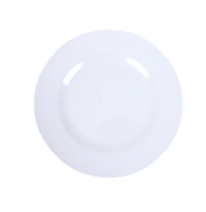 Melamine Round Side Plate in Soft Blue