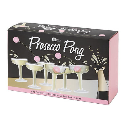 PROSECCO PONG - TT VERSION