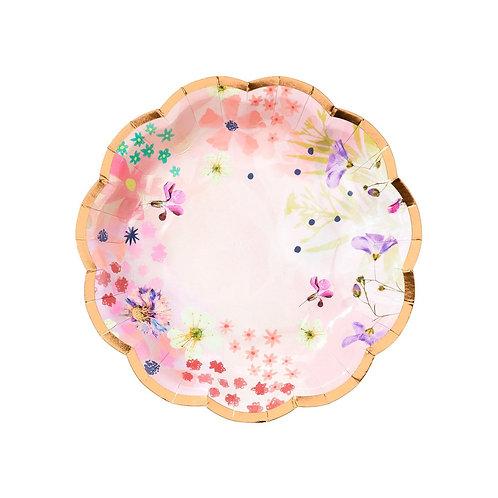 Blossom Girls Small Plates