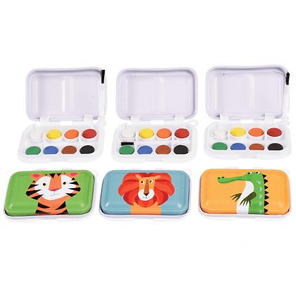Colourful Creatures Mini Paint Set