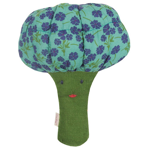 Broccoli Rattle