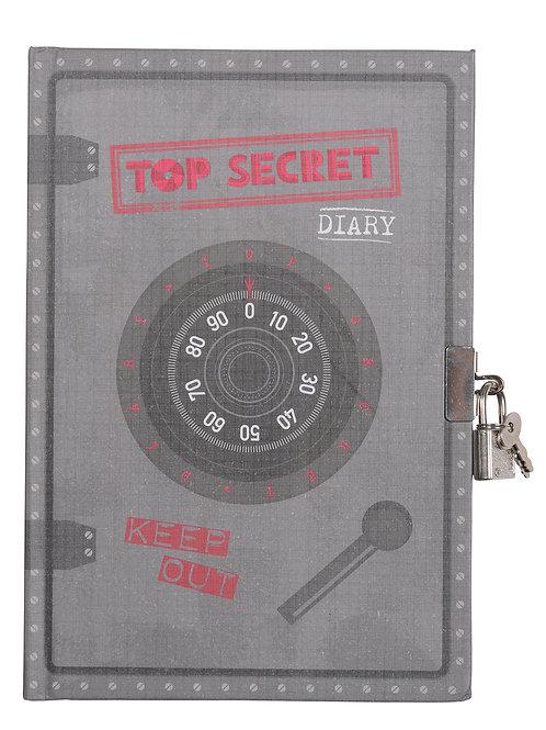 My Diary - Top Secret