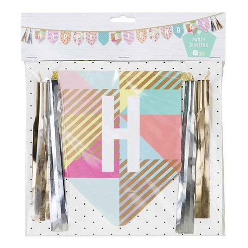 Geo Party Bunting