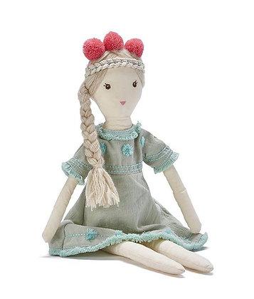 Little Miss Minty-Green