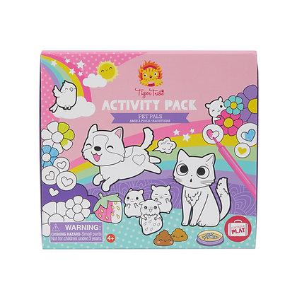 Activity Pack-Pet Pals