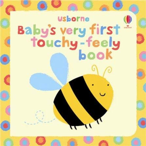 Baby's Very First Touchy Feely Book