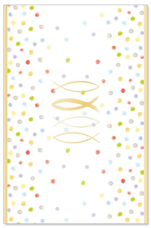 Greeting Card- Baptism Glitter