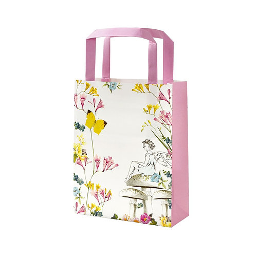 TRULY FAIRY PAPER BAGS WITH HANDLES PK8