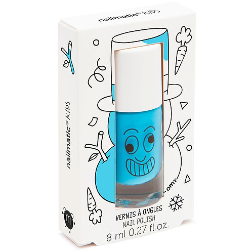 Nailmatic Kids - Freezy, Blue