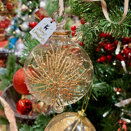 Anara Glass Baubles- Tree
