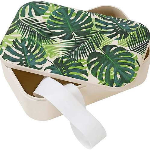TROPICAL FIESTA PALM ECO LUNCH BOX