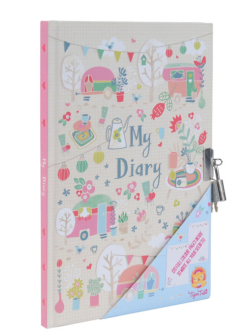 My Diary - Caravan