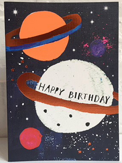 CARD - Space Age HB Space