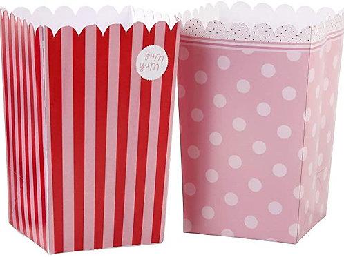 Mix Popcorn Style Treat Holders