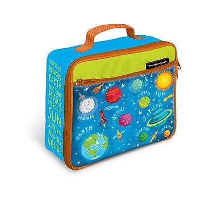 Lunchbags Solar System light blue
