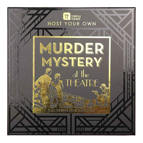 HOST YOUR OWN - MURDER MYSTERY AT THE THEATRE