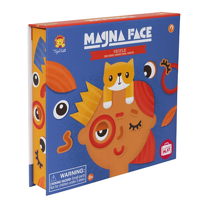 Magna Face - People