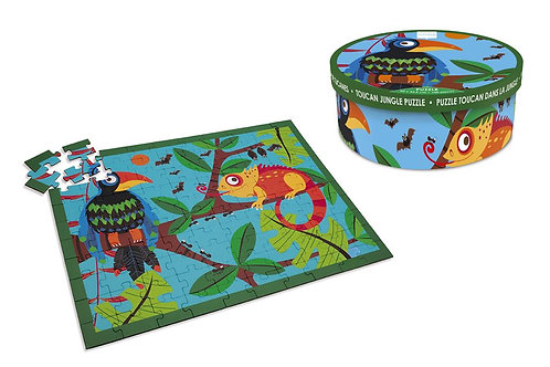 PUZZLE TOUCAN JUNGLE