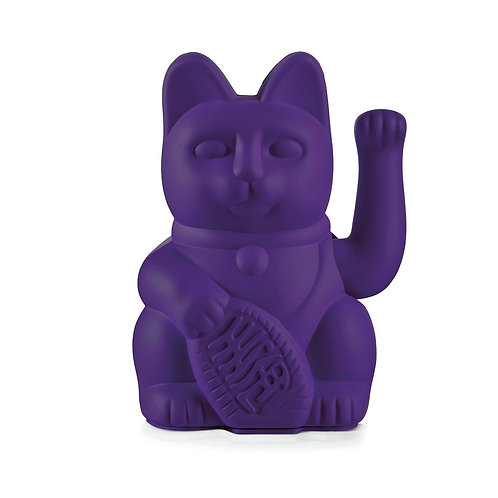 Lucky Cat-Violet