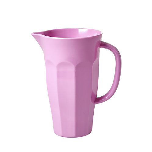 Melamine Pitcher in Dark Pink - Small - 1L.