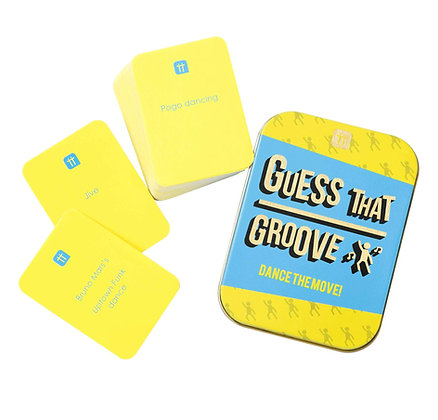 GUESS THAT GROOVE TIN GAME